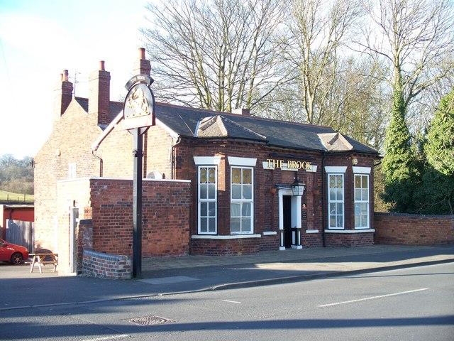 The Brook Pub, Brook Street