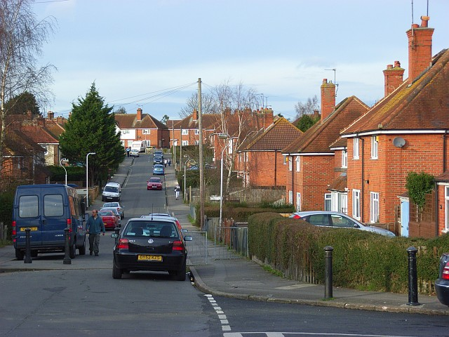 Merton Road, Whitley
