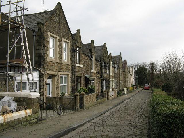 Shuttleworth Street, Padiham, Lancashire