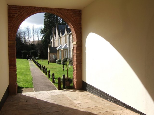 Archway, Fleming Way, Exeter