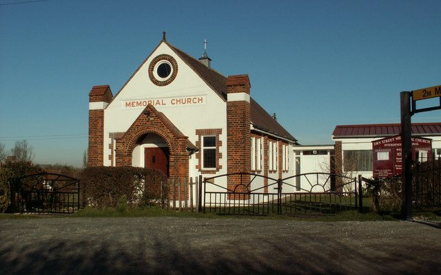 Dry Street Memorial Church