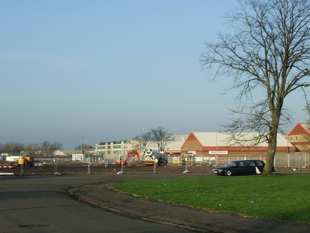 St Mirren's new home