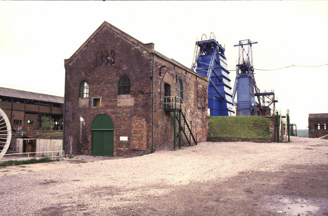 Chatterley Whitfield Mining Museum