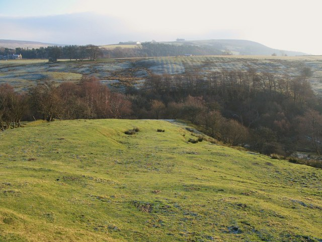 Pastures near Pry Hill (3)