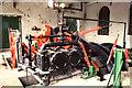 SJ8853 : Steam winch, Chatterley Whitfield by Chris Allen