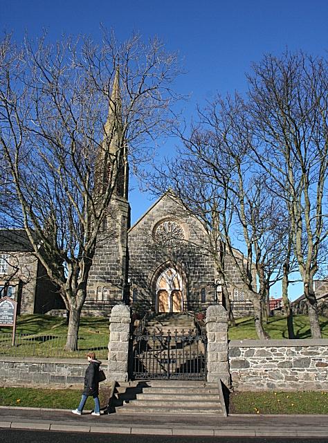 Fordyce Parish Church