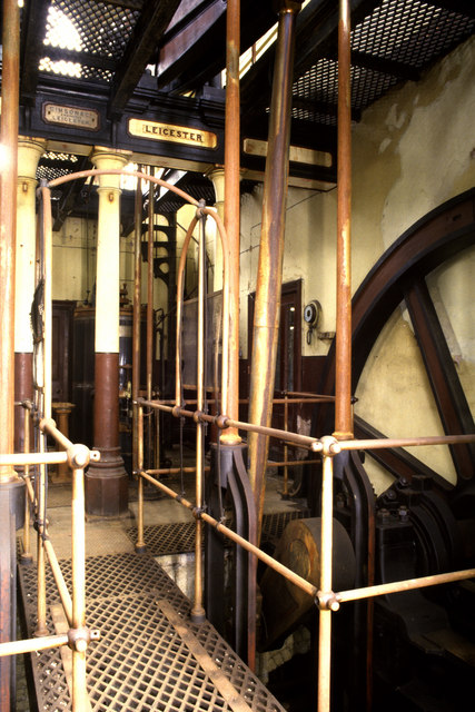 Hopwas Pumping Station