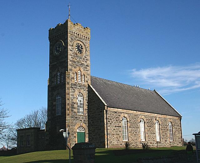 Former Portsoy Parish Kirk