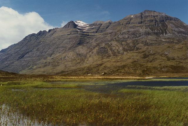 Loch an Iasgair, Glen Torridon