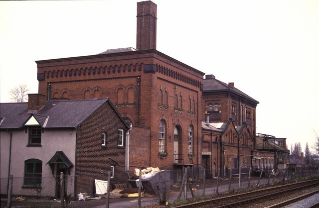 Wood Green Pumping Station