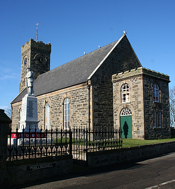 Portsoy War Memorial