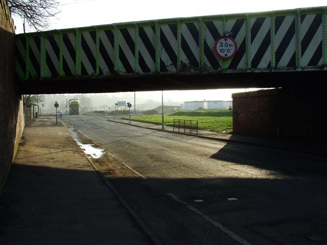 St James's railway bridge