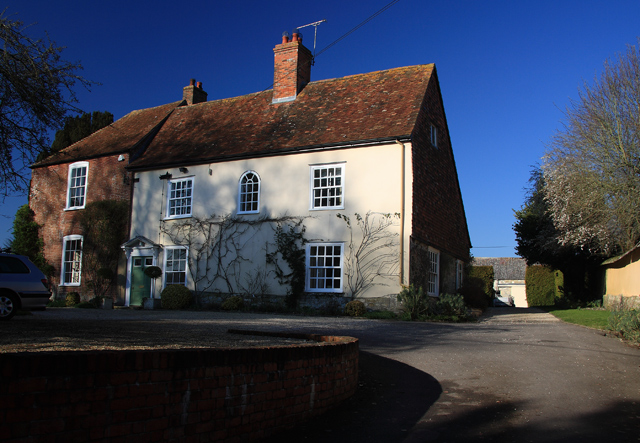 The Old Rectory - Codford St Peter