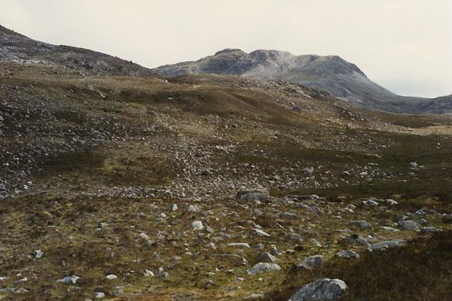 Path to Coire Grannda