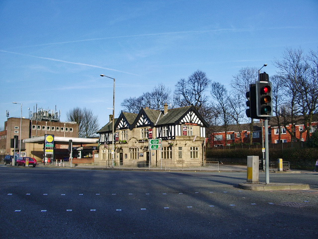 Halfway House, 2 Middleton Road, Crumpsall, Manchester