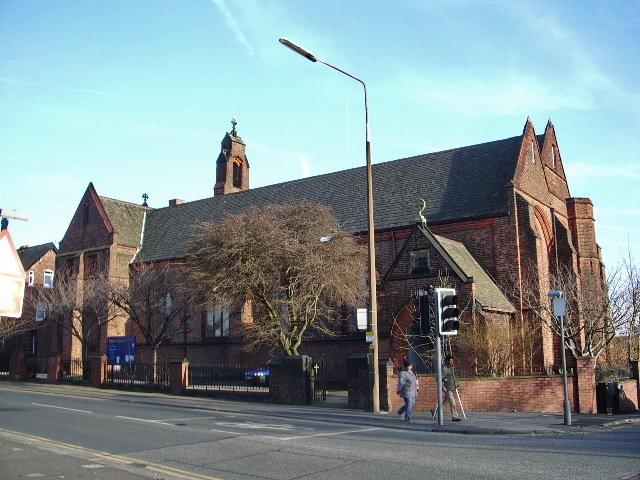 St James' Church, Higher Broughton, Salford