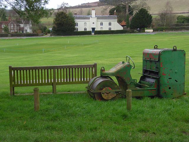 The village green, Bradenham