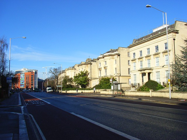 King's Road, Reading