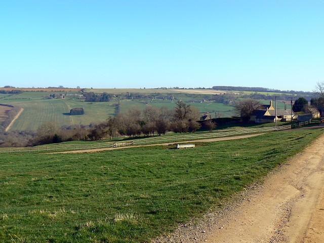 Near Little Farmcote, Winchcombe