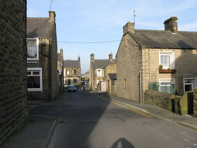 Wellhouse Street, Barnoldswick