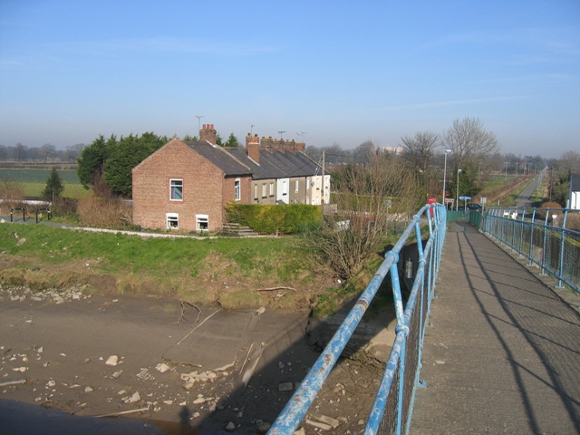 Cottages at Higher Ferry