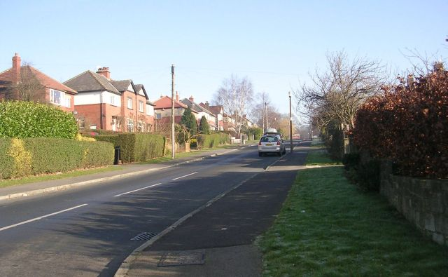 Airedale Drive - Rawdon Road