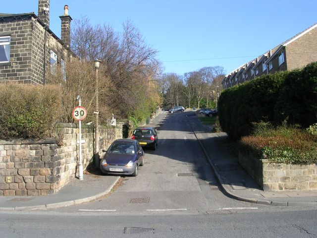 Prospect Street - Rawdon