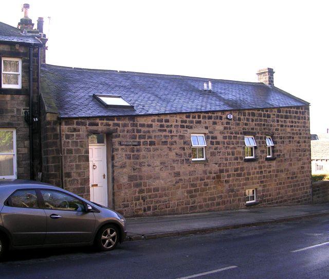 Over Lane Hall - Over Lane, Rawdon