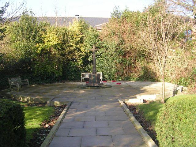Garden of Remembrance - Leeds Road, Rawdon