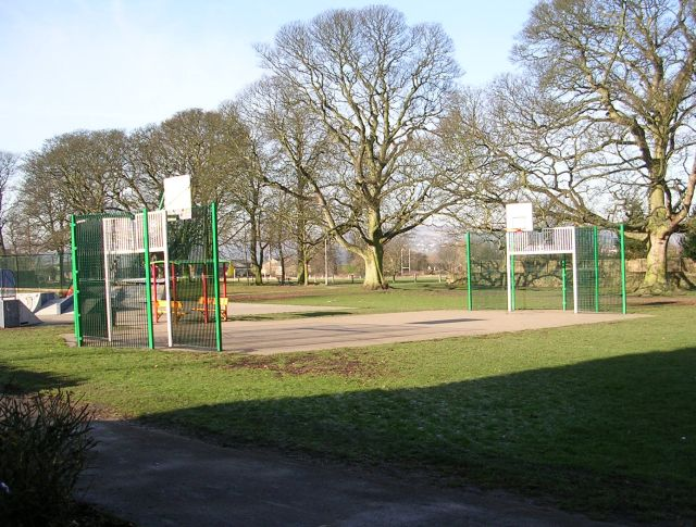 Micklefield Park - Rawdon - Basketball Court