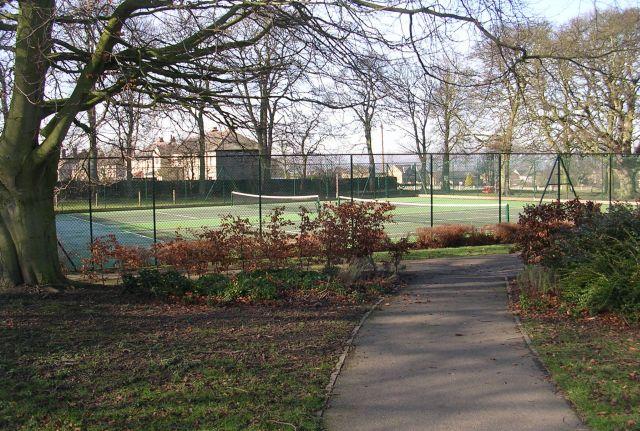 Tennis Courts - Micklefield Park, Rawdon