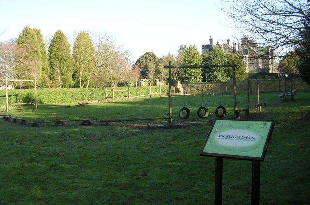 Adventure Playground - Micklefield Park, Rawdon