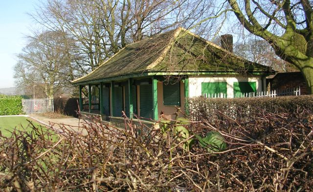 Micklefield Park, Rawdon - Bowling Green Pavilion