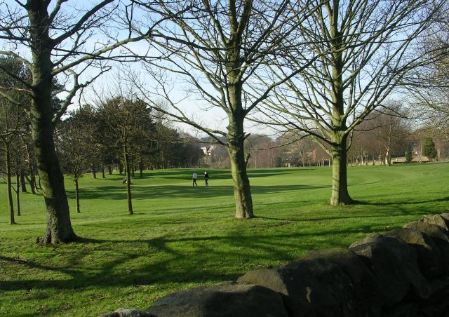 Rawdon Golf Course - from Micklefield Road