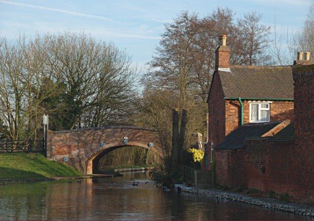 Fradley Bridge