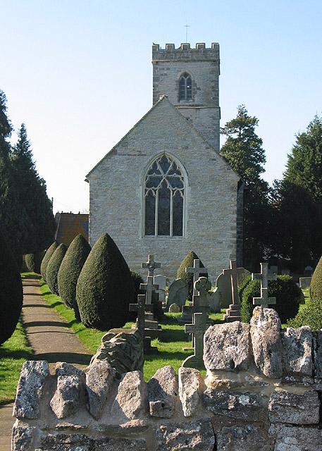 Parish Church of St. Mary the Virgin, Hartpury