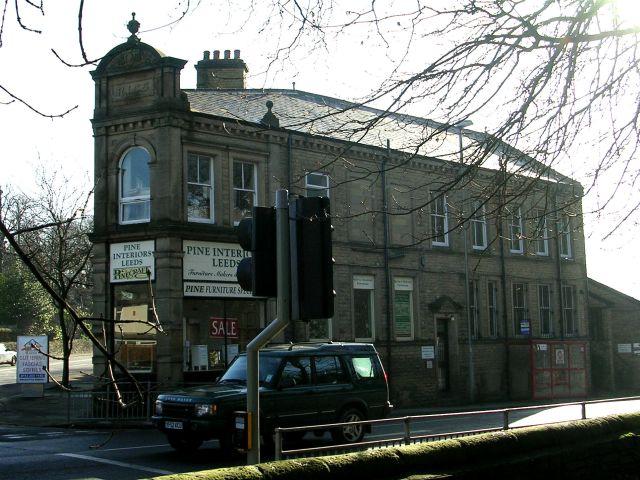 Rawdon Industrial Co-operative Society - Leeds Road, Rawdon