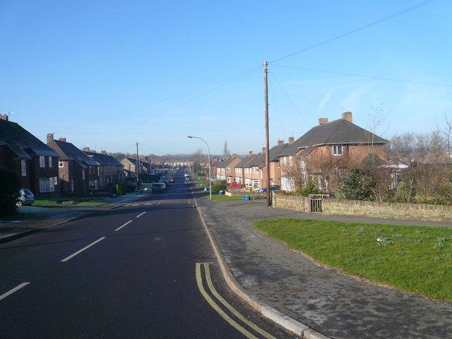 Newbold - Keswick Drive