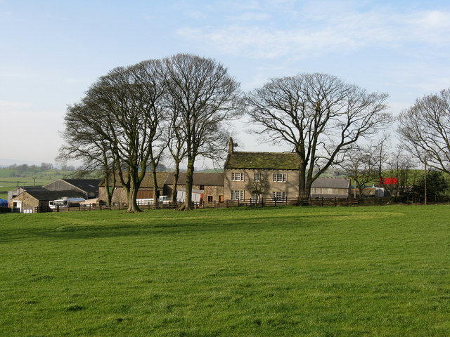 Greenberfield Farm, Barnoldswick