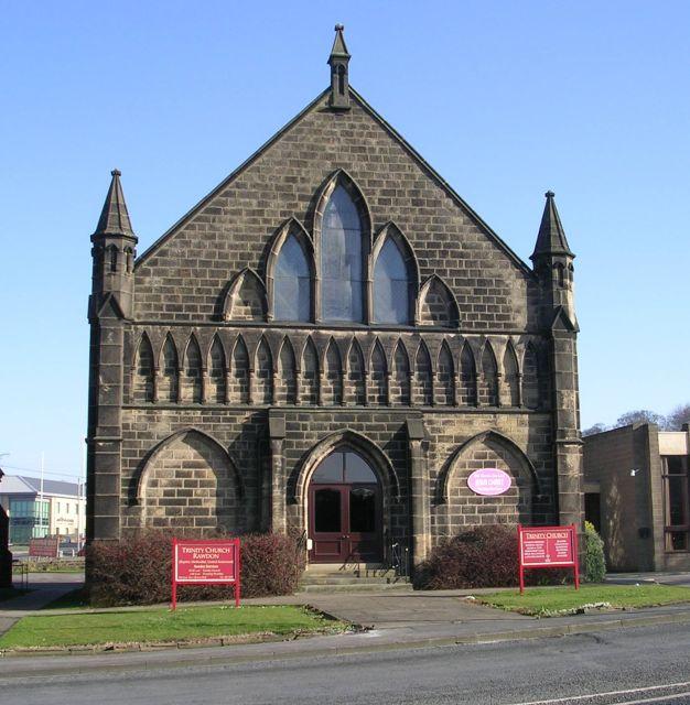Trinity Church - New Road Side, Rawdon