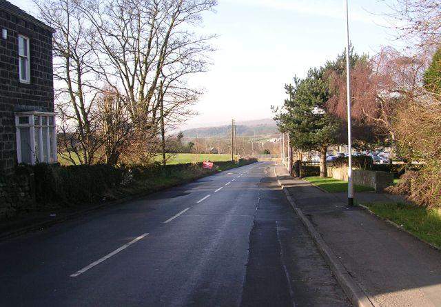 Warm Lane - Apperley Lane