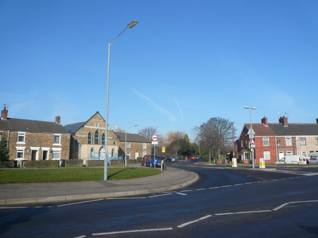 Dunston Lane at Littlemoor
