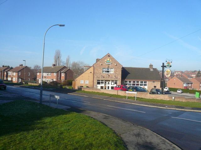 Newbold - The Dunston Inn and Kirkstone Road