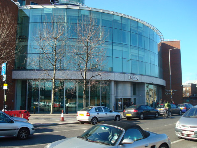 BBC Television Centre, Wood Lane, London W12