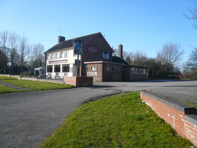 Newbold - The Moonrakers Pub on Keswick Drive