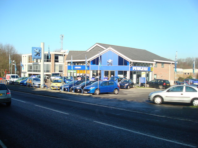 Car Dealer, Sevenoaks, Kent