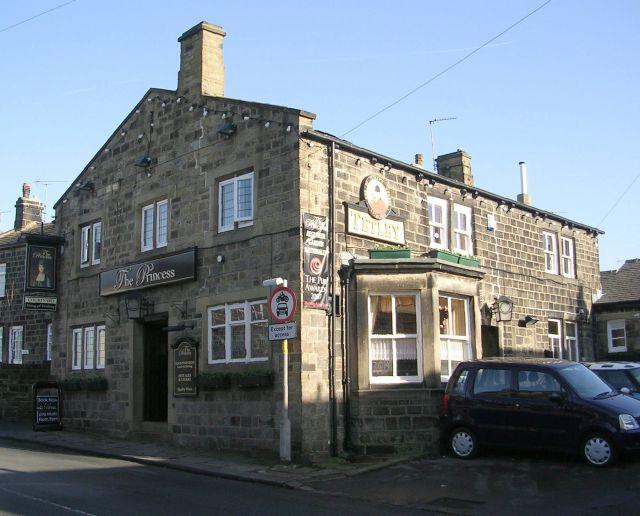 The Princess - Apperley Lane