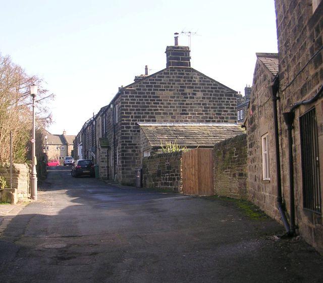 Princess Street - Apperley Lane