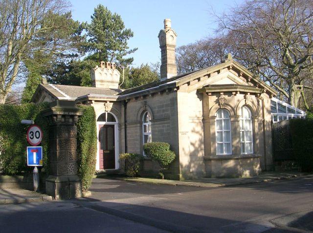 Holmehurst Lodge - corner of Cliffe Drive