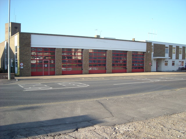 Fire Station, Bexhill-on-Sea